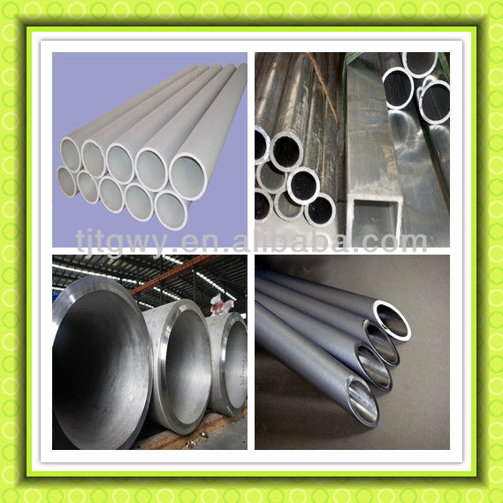 316L Stainless steel pipe / 316L stainless steel tube