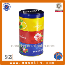 round tin box /Chocolate tin box /Coffee tin box