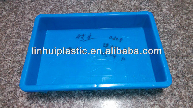 Large Plastic Seed Square Tray