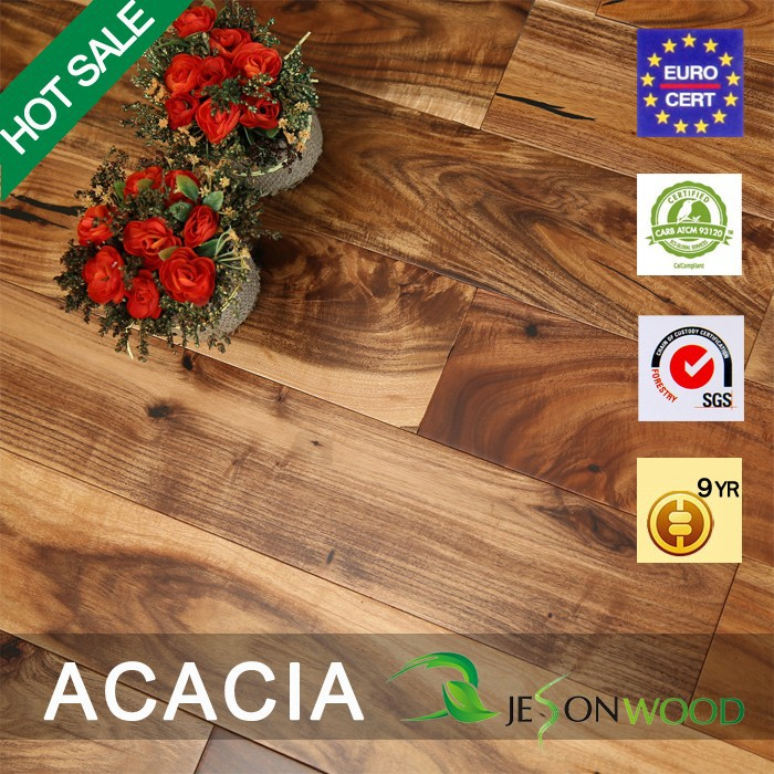 Wooden Flooring &small/short Leaf Acacia Solid Hand-distressed - Buy ...