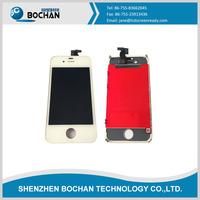 High quality display and touch screen digitizer/tx replacement lcd for Iphone 4s,for iphone 4s mobile phone screen