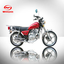 125cc automatic dual sport motorcycle (GN125H)