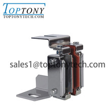 hot selling elevator weight lifting guide shoe elevator spare parts