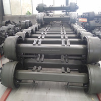 Factory Prices Semi Trailer Axles Parts