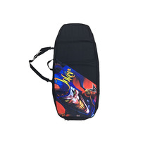 Popular Cheap Price Sublimation Surfboard Bag Custom Padded Knee Board Bag Surfboard Accessories