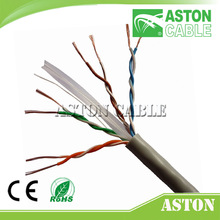 Pull Box Lan Cable CE/ETL cat6 hangzhou top ten d-link cat6 cable Aston Made in China