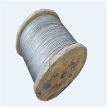 High tensile hot dipped zinc coated general use steel wire cable