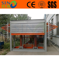 sliced wood veneer dryer machine