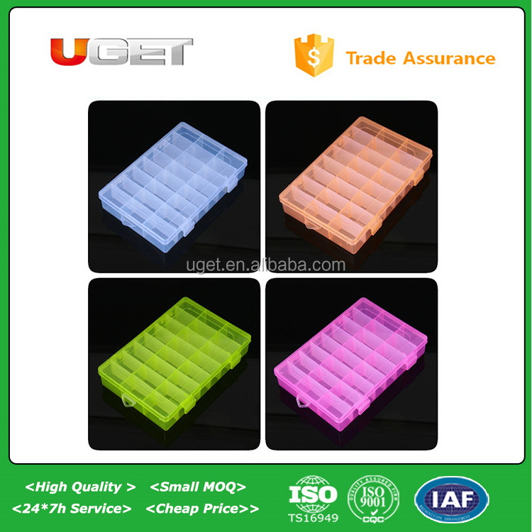 Top Quality Oem Printed Plastic Storage Box With Window