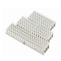 Anti Slip swimming pool surround accessories overflow PVC gutter grating.