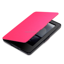 China OEM ODM factory good price leather case cover for E-book