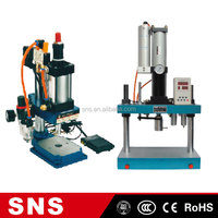 SNS high quality heal digital brick pneumatic tool liquid or air press machine punch with high force,china manufacture alibaba