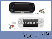 4.3 inch mp4 mp5 mp6 game player with DV function 3D games PAP-KIII