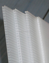 PP Correx / corrugated plastic sheets 4x8