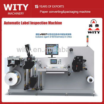 Automatic Inspecting Machine