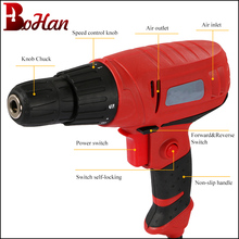 600W Electric hand drill machine 10mm electric drill