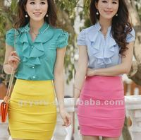 women ladies girls suit office uniform/wholesale suit office uniform
