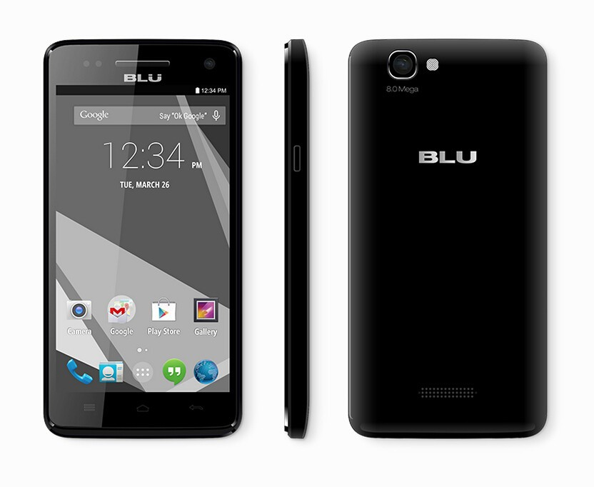 blu Studio 5.0 CE LTE IPS Screen Android 4.4 Smart Phone, MTK6595M Octa Core 2.5GHz, RAM: 2GB, ROM: 16GB, WCDMA&GSM