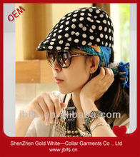 2013 fashion baseball cap with printing or embroidery