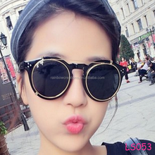 sun glasses imitations new design Removable sun sets of lens glasses