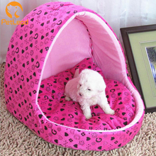 Little dog bed cage pet cat bed dog bed accessories dog house