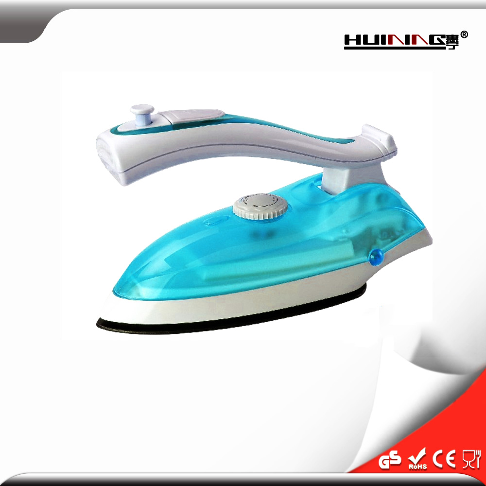 2017 new home appliance portable mini travel steam iron