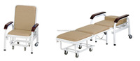 Adjustable reclining bed chairs reclining hospital chairs sleeping bed