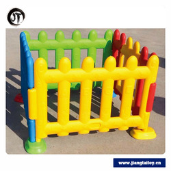 Mcdonald Product Kids Protective Plastic Fence For Kindergarten Use