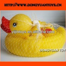 Floating Toy Rubber Duck;OEM Duck Family Toy;Rubber duck toy