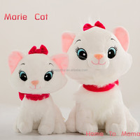 HI CE wholesale Cute plush marie cat toy Stuffed Animal toy