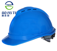 Alibaba express 2015 Hot Sale ABS V- Type Construction safety helmet