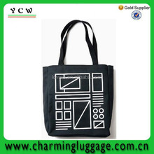 cotton tote bags China supplier blank cotton wholesale tote bag