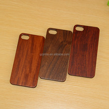 Cherry rose wooded walnut Maple wood smartphone case phone cover