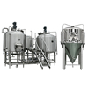 Brewhouse fermenters beer manufacturing equipment for sale