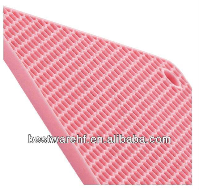 Heat-resistant Food Grade Silicone Mat kitchen silicone heat-resistant mats