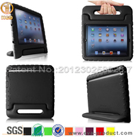 Lightweight kids foam handle cover for apple ipad case with handle for ipad laptop cover