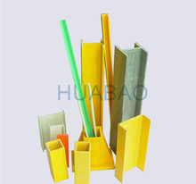 GRP/FRP Pultruded Profiles Structural Fibreglass Tube