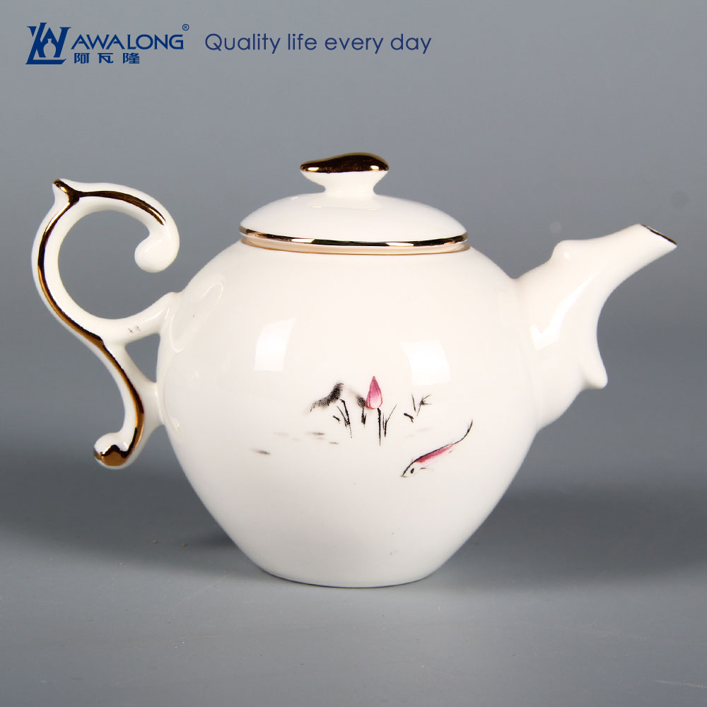 fine bone china tea set modern antique design pretty flower ceramic tea set afternoon tea set