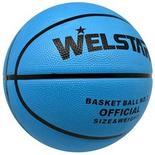 Wholesale Deep Line Foam Rubber Basketball for School Training