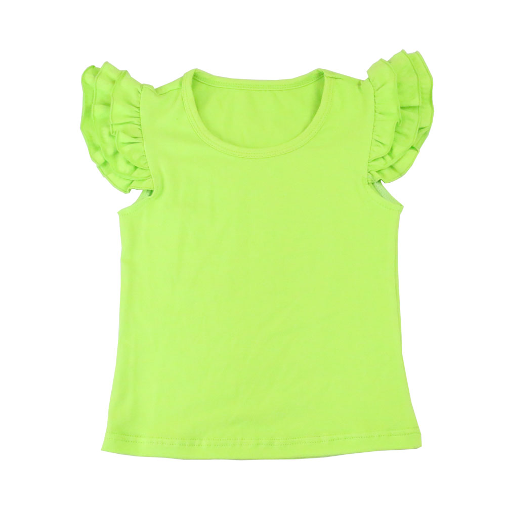 Baby Fashion clothes With ruffle Cotton design For Cute toddler boys tops