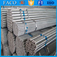 steel structure building materials ! ship sides galvanized pipe pre galvanized pipe - gi pipe for fence