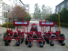 2BMQ-3.6farm tractor air suction seeder with laminating