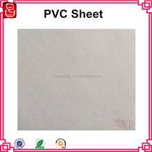 0.07mm Thick Paperfaced Gypsum Board Decorative PVC Sheet