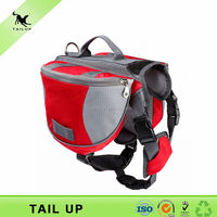 pet products outdoor dog bag backpack