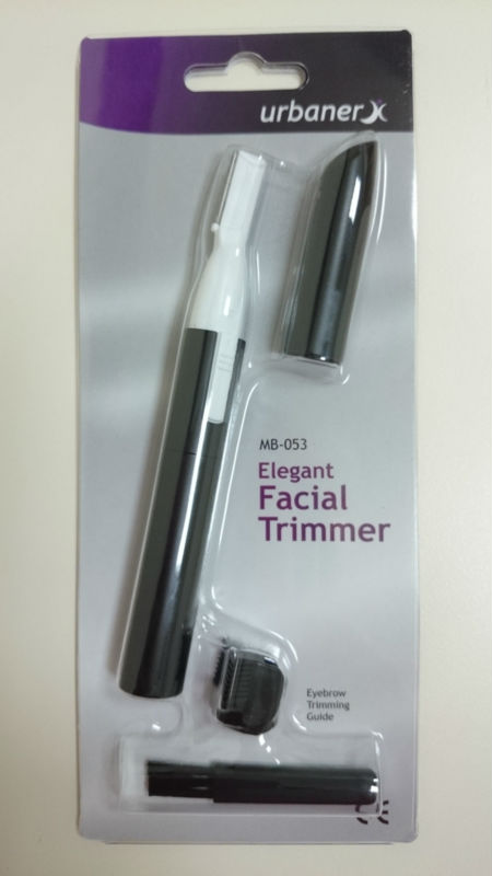 MB-052 Lady Beauty Electric Eyebrow Trimmer
