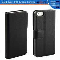 Hot Selling Flip Case PU Protector For IPhone 5S