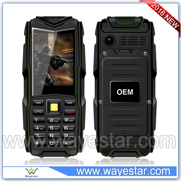 telefonos celulares IP67 Waterproof cell phone vkworld v3