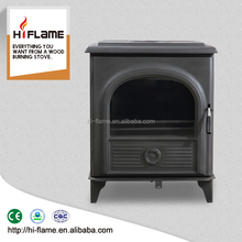 best selling Multi Fuel and large output wood burner stove and fireplace with water boiler AL910B