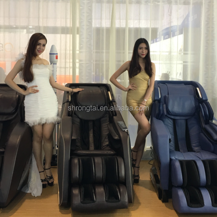 wholesale fitness equipment PU leather massage chair for relax