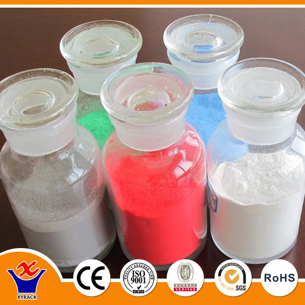 Customized thermoplastic powder coat paint